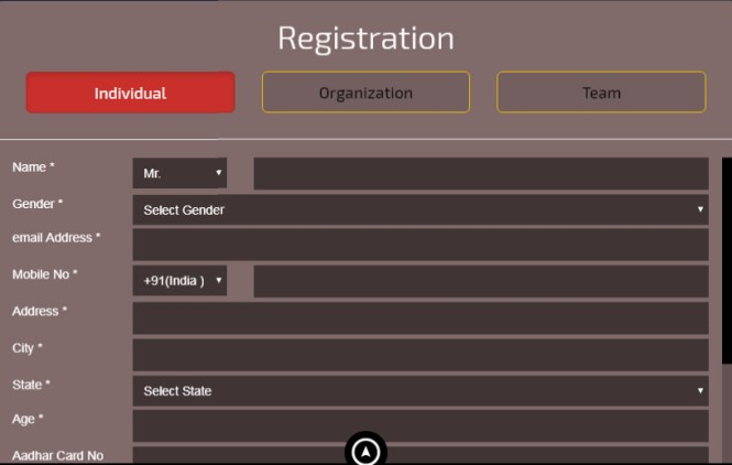 Rajasthan Digifest Registration Form