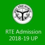 RTE UP Admission 2018-19