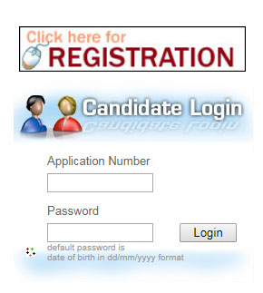 KU Kerala Candidate Login