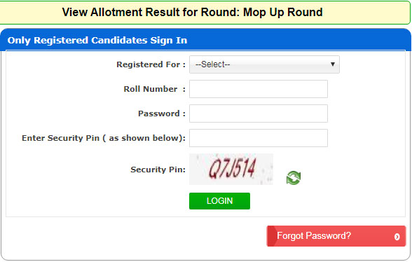 wbjee-seat-allotment-2018-mop-up-round