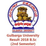 Gulbarga-University-2nd-Sem-Result-2018