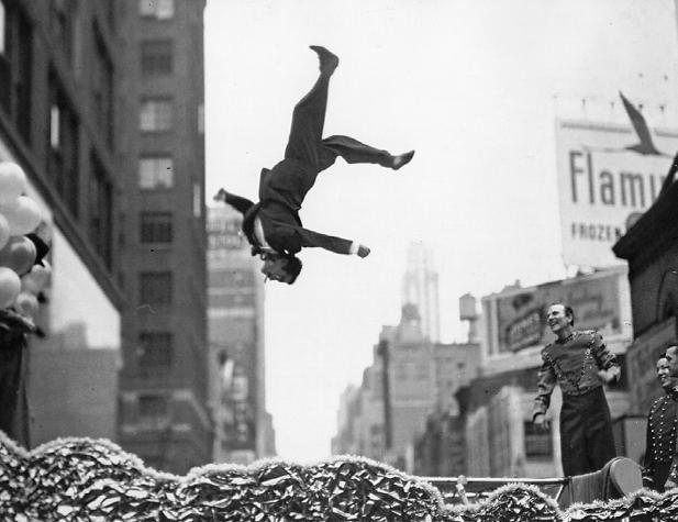 Sin título. Década de 1950. Garry Winogrand