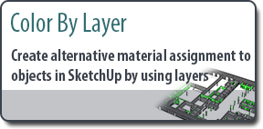 Color By Layer For Alternative Material Assignments