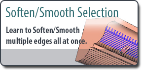 Soften/Smooth Selection