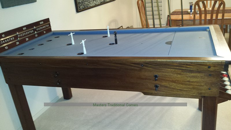 Vintage Reconditioned Bar Billiards Table For Sale Arizona USA
