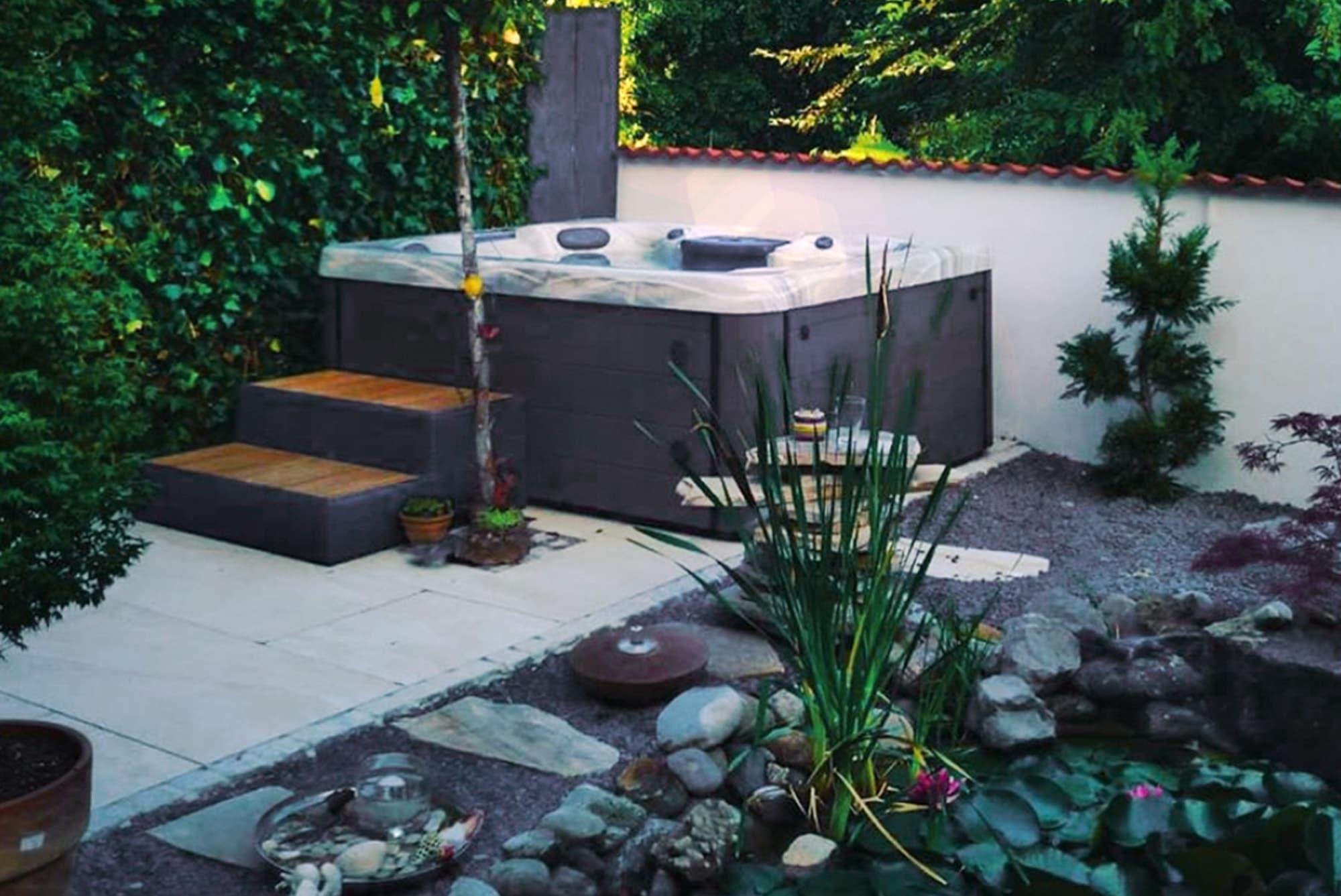 budget friendly backyard ideas for hot