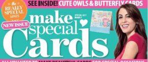 Lees meer over het artikel Make Special Cards Tijdschrift (UK) – Product review