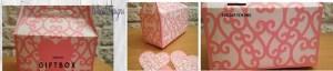 Prachtig mooi valentijn doosje te koop bij Wiccat design!