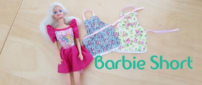 Barbie Schort – Stof snijden met de Brother ScanNCut