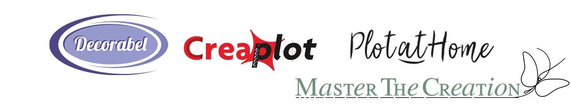 Master The Creation Officieel bedrijf! – Samen met PlotAtHome, Decorabel, en Creaplot maak je kans op prachtige prijzen