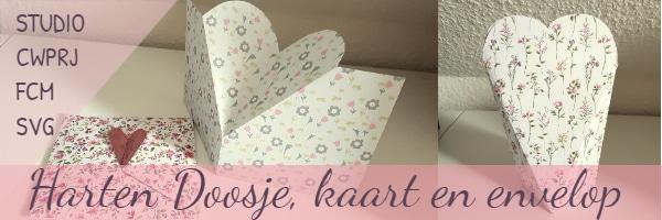 Net als mij Valentijn vergeten? Maak dan snel nog een leuk Harten Design!
