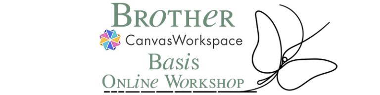 Brother Canvas Workspace Basis Workshop