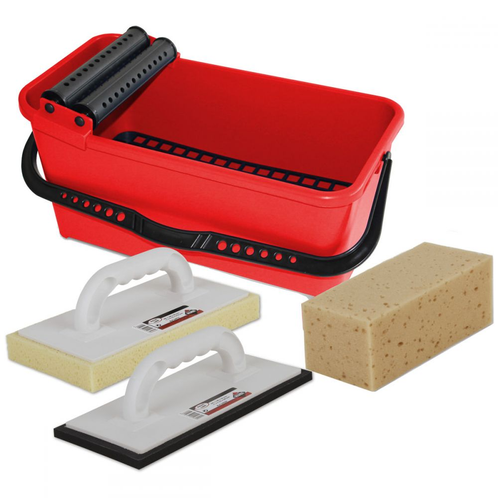 rubi tools rubiclean grout cleaning kit 68910