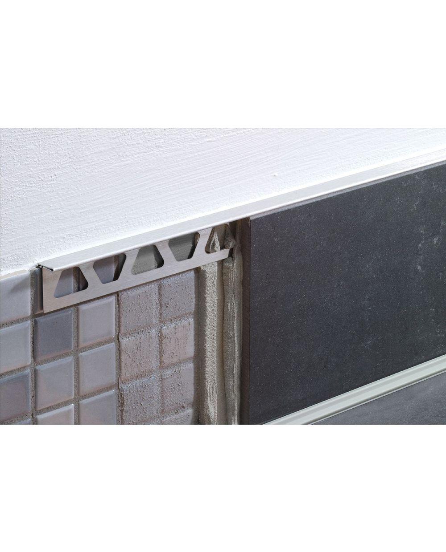 schluter schiene step aluminum stair nose tile edging trim