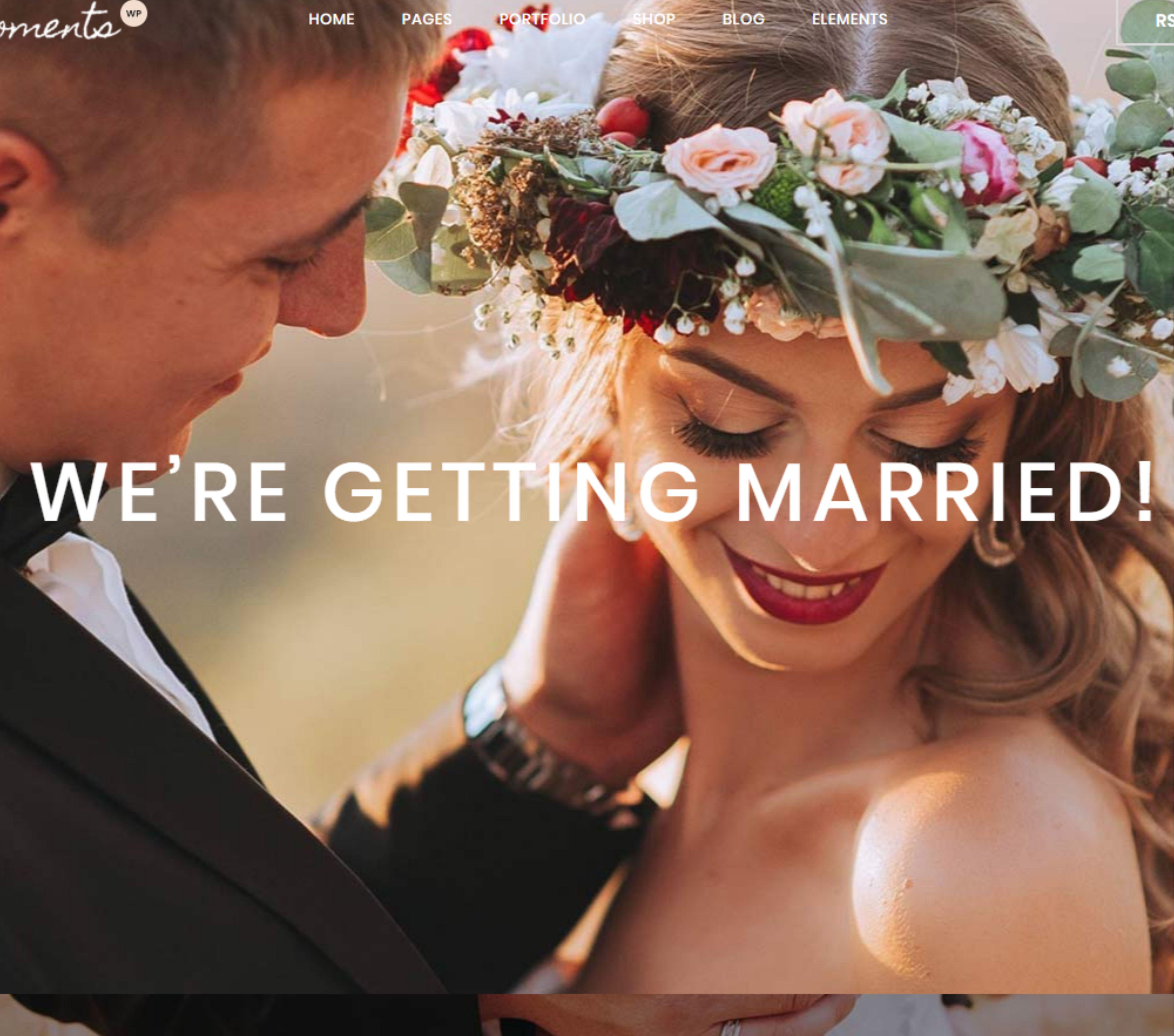 MASTROiNCHIOSTRO | Wedding Web Site