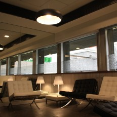 RIQUALIFICA SALA WELCOME VIP LOUNGE ALITALIA 1