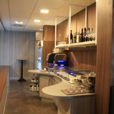RIQUALIFICA SALA WELCOME VIP LOUNGE ALITALIA 2