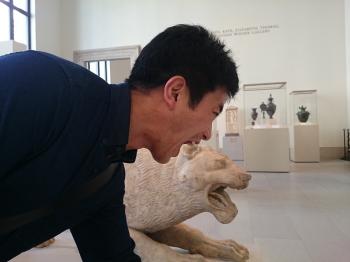 メトロポリタン美術館の彫刻
