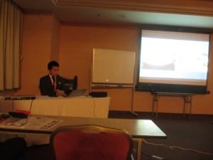 広島でのインプラント発表 勉強会