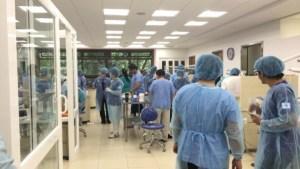 サイナスリフト手術室