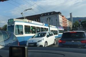 チューリッヒの街並み2