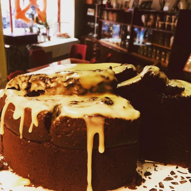 Ciasto czekoladowe Masz Babo Placek Poznań