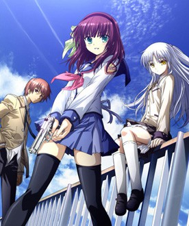 © VisualArt's / Key / Angel Beats! Project