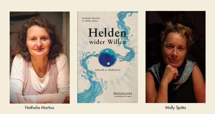 interview mit den autorinnen von helden wider willen - Interview mit den Autorinnen von Helden wider Willen