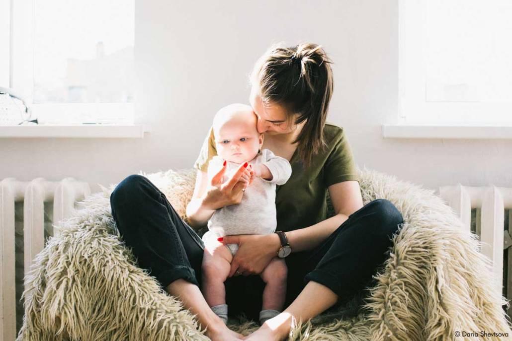 oeko mom - Öko-Mom: 4 Tipps, wie du als Mutter nachhaltig handeln kannst