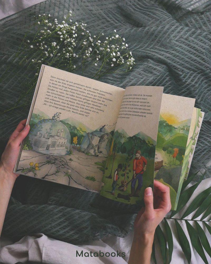 20201110 Kinderbuch Kinder der Erde Gudrun Pausewang Pinterest matabooks - Tag der jungen Leser
