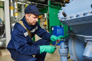 Refrigeration maintenance