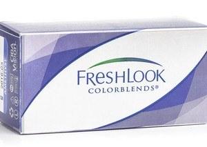 Έγχρωμοι φακοί επαφής FreshLook ColorBlends