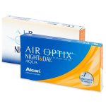 Φακοί επαφής Air Optix Night & Day Aqua