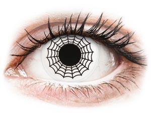 ColourVUE Crazy Lens - Spider - Αποκριάτικοι φακοί επαφής