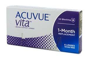 Φακοί επαφής Acuvue Vita