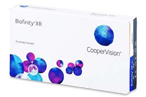 Φακοί επαφής Biofinity XR