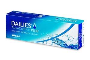 Φακοί επαφής Dailies AquaComfort Plus