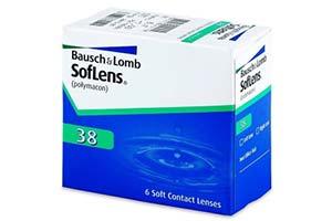 Φακοί επαφής SofLens 38