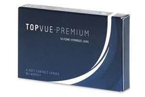 Φακοί επαφής TopVue Premium
