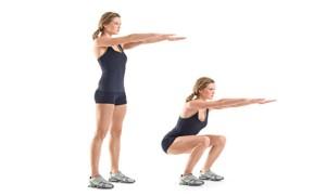 Fitness ćwiczenia dla początkujących