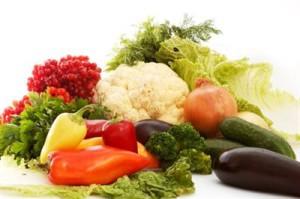 dieta wegetarianska