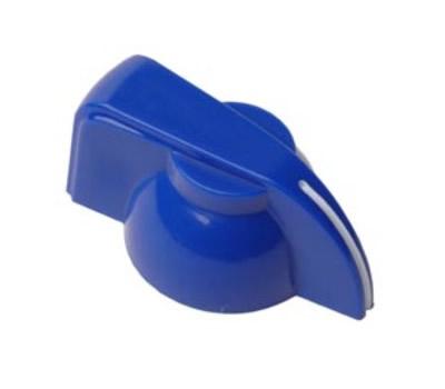 Blue Chicken Knob