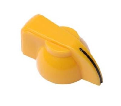 Yellow Chicken Knob