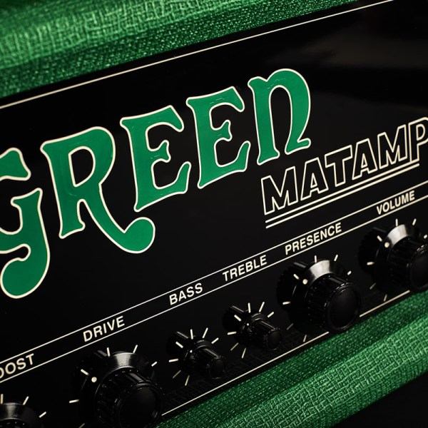 Matamp Green GT120