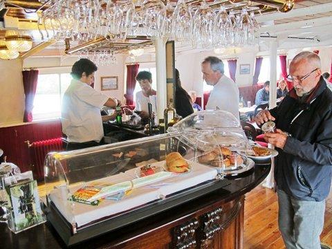 5. Restauranten