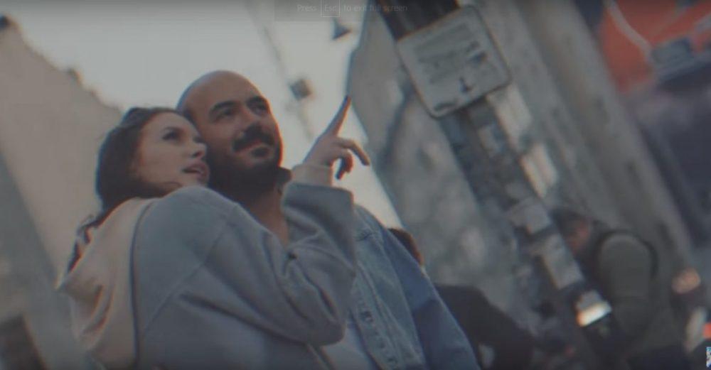 كلمات اغنية في حتة تانية – محمود العسيلي