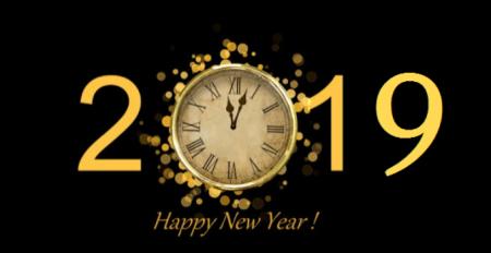 صور عام Happy New Year 2019