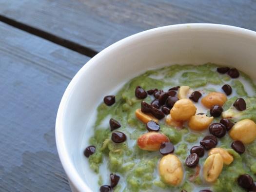 green monster oatmeal 003