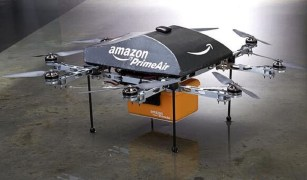 Amazon's Prime Air Drone Credit: Reuters