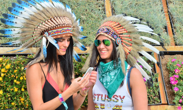 Problematic Headdresses at Coachella | The Match
